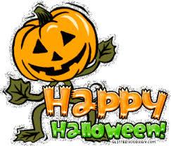 happy halloween scene clipart clipartxtras