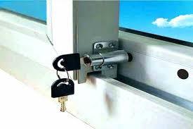 Sliding Patio Door Security Locks Sliding Glass Door Track Locks Image For Sliding Glass Door