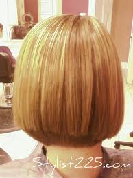 cutting a beveled bob hair style category stylist225 com of baton rouge salon hair stylist