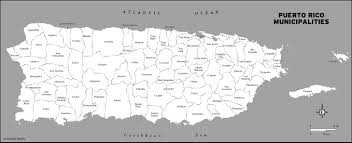 Puerto Rico Island Map by For The Love Of Puerto Rico U2014 Recipes Hubs