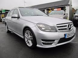 mercedes benz c class 2 1 c220 cdi blueefficiency amg sport 5dr