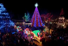 christmas lights in missouri branson and sing your way to the holidays