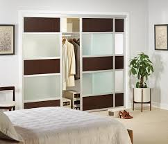 Custom Glass Closet Doors Custom Interior Glass Closet Doors The Sliding Door Company