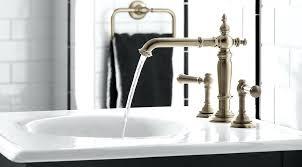 kohler bathroom sink faucets artifacts roman tub faucet kohler
