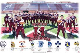 mustang football schedule morton mustangs football releases 2015 poster