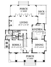 beaucatcher cottage house plan nc0066 design from allison ramsey second floor plan 1647 sq ft elevation third floor plan