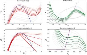 computational modeling of seizure dynamics using coupled neuronal