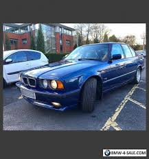 bmw 525i sport for sale 1994 standard car 525 for sale in united kingdom