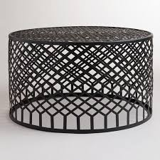 pebble outdoor coffee table pebble coffee table west elm inside modern outdoor best 25 tables