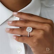 design an engagement ring best 25 halo design engagement rings ideas on big
