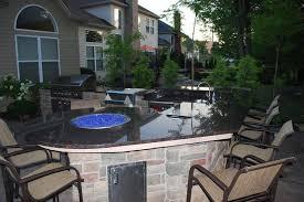 Outdoor Kitchen Sink Faucet by Dzuls Interior Design U0026 Contemporary Architecture Part 5