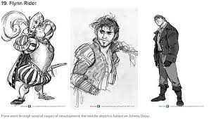 jedi mouseketeer unrecognizable early sketches and concept art of