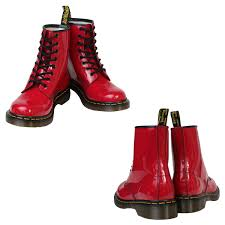 red motorcycle shoes sneak online shop rakuten global market dr martens dr martens
