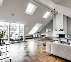 Best  Attic Apartment Ideas On Pinterest Industrial Apartment - Beautiful apartments design