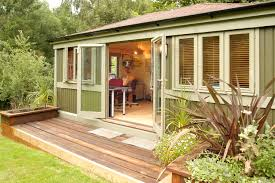 Building A Guest House In Your Backyard Magnificent 20 Building A Home Office Design Ideas Of Build A