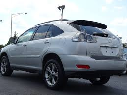 lexus rx400h tax 2007 lexus rx 400h manassas virginia kargar motors of