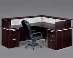 Appealing Small Reception Desk Ideas Appealing Design Of Desk Table As Workstation Desk Gripping Corner
