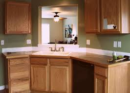 kitchen chic wood kitchen countertop decor ideas with modern
