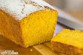 comment cuisiner le potiron recette de gâteau au potiron ou cake au potiron
