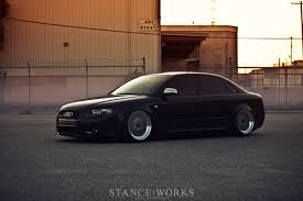 step by step ryan worthington u0027s audi a4 on bbs e50s stanceworks