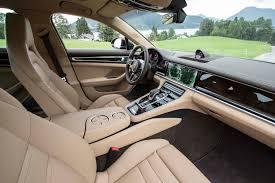 porsche panamera inside 2017 porsche panamera 4s interior view 03 motor trend