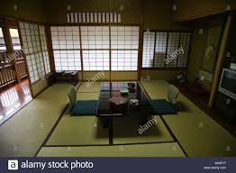 mukaitaki ryokan traditional japanese inn interior sliding door