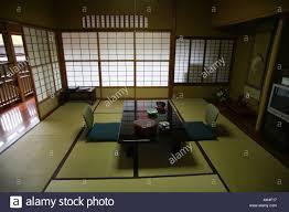 Traditional Japanese Interior by Mukaitaki Ryokan Traditional Japanese Inn Interior Sliding Door