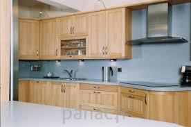 cuisine en bois naturel de cuisine entièrement en bois naturel