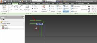 offset open sketch with fillet inventor products autodesk