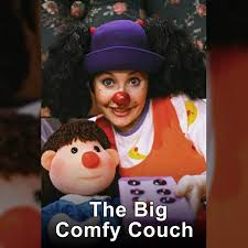 the big comfy couch topic youtube