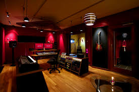 Music Decorations For Home Bedroom Attractive Music Room Design Studio Themed Ideas