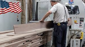 hardwood flooring made in the usa
