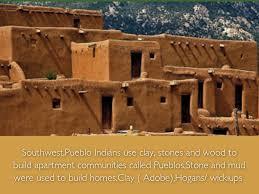 Pueblo Adobe Houses by Copy Of Copy Of Copy Of North West Region Native