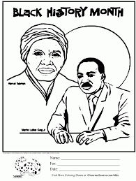 new picture black history month coloring book at children books online