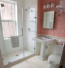 Wallpapered Bathrooms Ideas 60 Best Bathrooms Images On Pinterest Bathrooms Bathroom Ideas