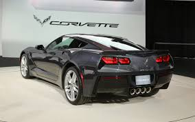 2014 chevrolet corvette stingray price chevrolet corvette stingray photos photogallery with 6 pics