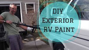 what type of paint to use on rv cabinets how to save thousands on painting your rv sailing sea