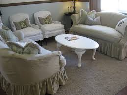 Upholstery Dvd Remodelaholic Using Custom Made Slipcovers To Unify Your Room