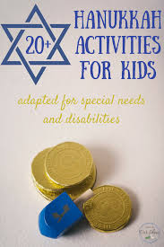 hanukkah mad libs more than 20 adaptive hanukkah and dreidel activities for kids