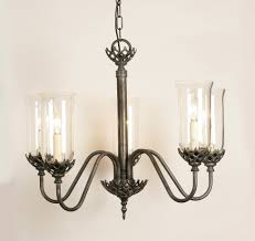 enchanting hanging candle chandelier with classic home interior