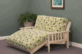 kd savannah lounger twin full unfinished futon frame
