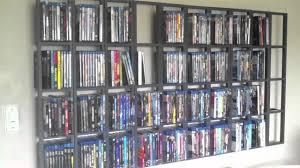 Wall Mounted Dvd Shelves by Wall Mounted Dvd Storage Shelf