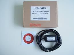 สาย link plc delta dvp series usbacab230 ขาย arduino module