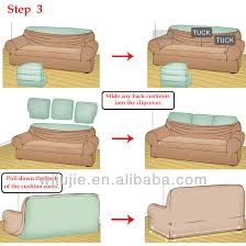 Sofa Cover For Reclining Sofa Slipcover Recliner Couch Photo In Recliner Sofa Covers Home