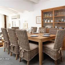 Dining Room Chair Cushions With Ties richfield synthetic rattan dining set rattan bahia sofa dining