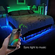 Home Interior Led Lights by 6pc 3ft Strip Xkglow Xkchrome Ios Android App Bluetooth Control