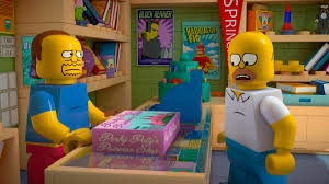 simpsons thanksgiving lego simpsons episode images and tv spot for