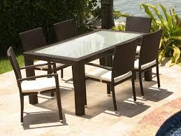 Source Outdoor Patio Furniture Source Outdoor Zen Wicker 7 Piece 72