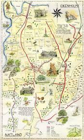 Barrows Map Natland Info