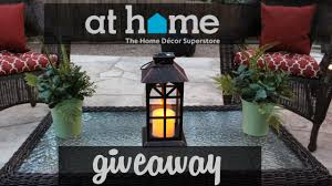 at home store haul and giveaway youtube